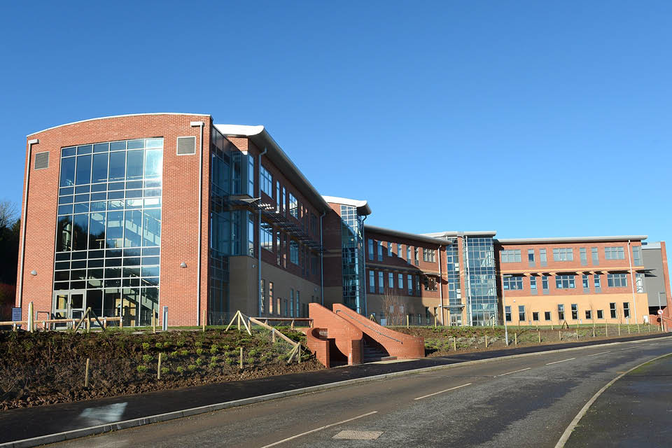 Completion of latest business innovation centre at Keele University