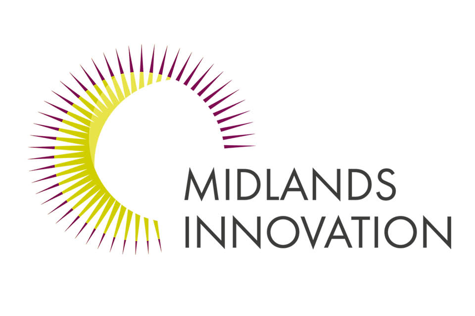 Midlands Innovation announced as collaborator in Innovation to Commercialisation of University Research (ICURe) programme