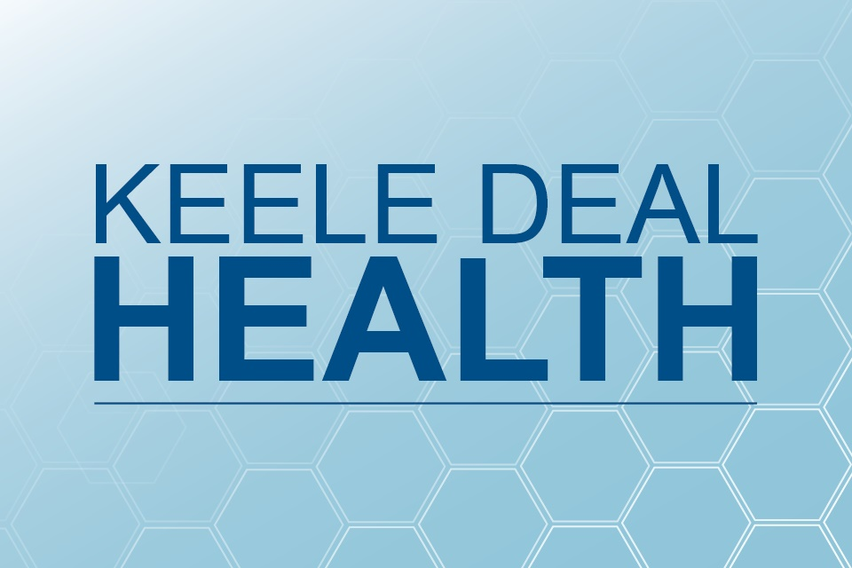 Keele Deal launched to tackle regional and national healthcare priorities