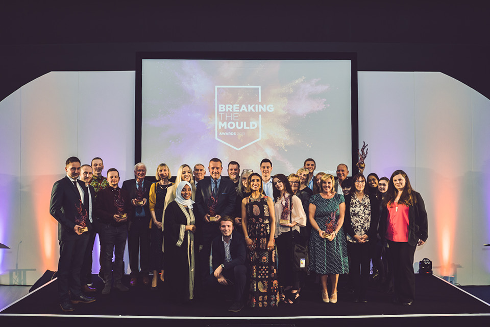 Breaking the Mould Awards – Winners Announced