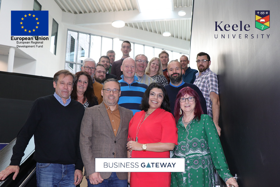 Local business leaders graduate from prestigious business support programme
