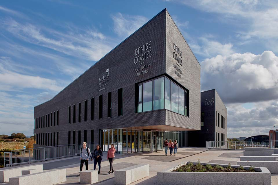 University marks official opening of Keele Business School and Smart Innovation Hub