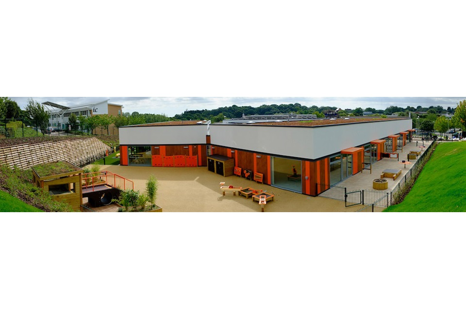 Keele Nursery opens for Evening Lectures