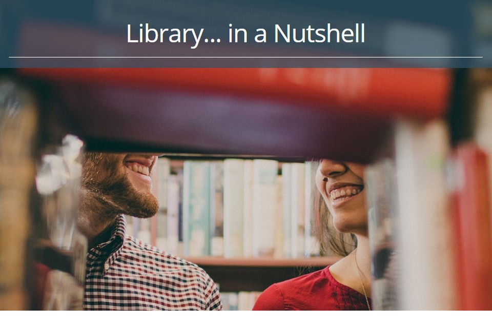 Library... in a Nutshell Online Tutorials