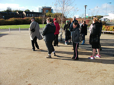 health and wellbeing walk