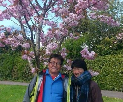 Japanese visitors