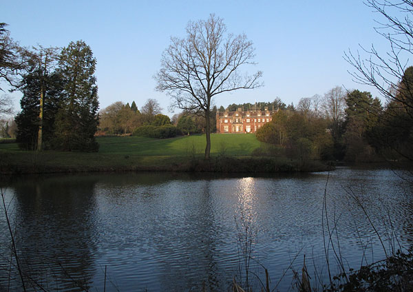 Point-B2 Keele Hall at sunrise