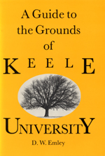 Guide to the Grounds of Keele University cover