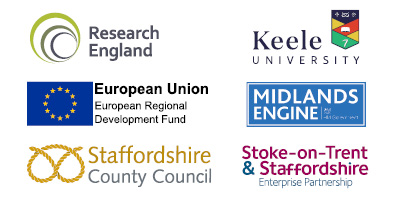 SIH Logos including Research England