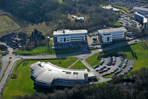 Keele Science and Business Park