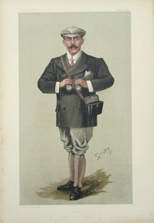 Raklph Sneyd in Vanity Fair