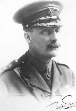 Colonel ralph Sneyd Staffordshire Yeomanry