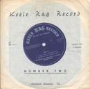 1964 Rag Record Blue Side 2