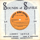 1965 Rag Record No 2 Orange Side 1