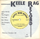 1965 Rag Record No 1 Yellow Side 1
