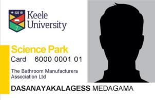 Science Park Staff - Request a replacement Keele Card