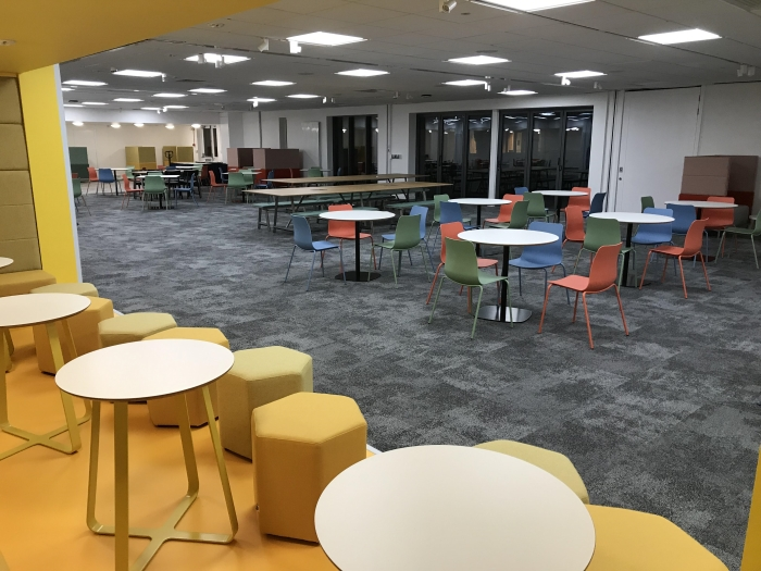 Chancellor's building informal learning space 1 JPG