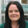 A staff image of Marie Doherty, Lecturer, Health Visitor at the Clinical Education Centre. x90