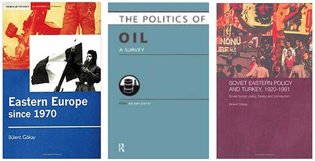 Eastern Europe, The Politics of Oil, Soviet Easter Policy and Turkey
