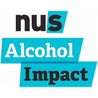 Alcohol related NUS logo