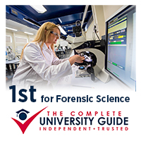 Forensic Science 1st
