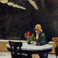 Edward Hopper 200 x 200