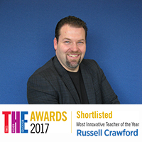 Russ Crawford THE award 200