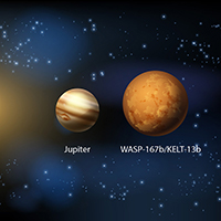 Hot Jupiter New 200