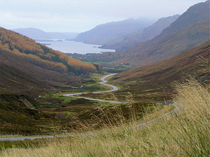 The Loch Maree Fault NW Scotland