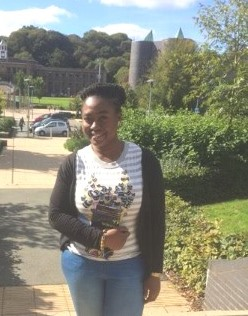 Photo of Commonwealth Scholar Tiwaa Addai