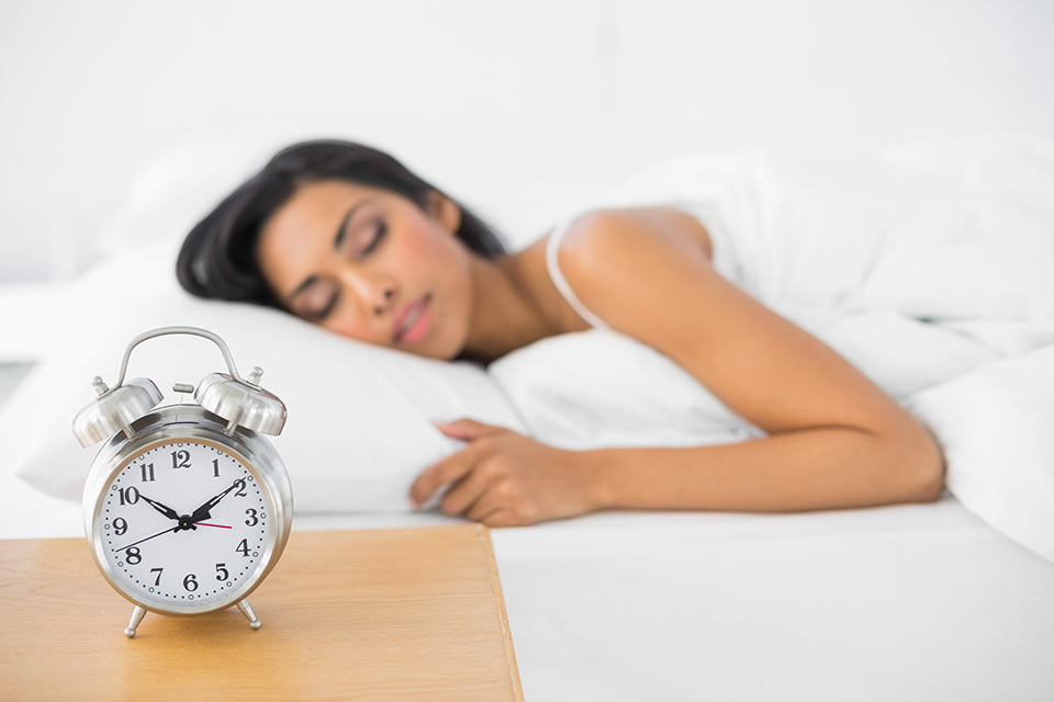 People who sleep more than eight hours have greater mortality and cardiovascular risk