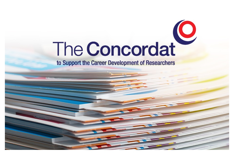 Keele joins new concordat to support the career development of researchers