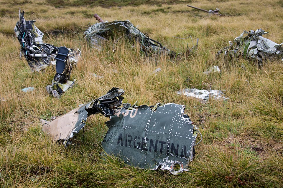 Falklands/Malvinas - experiencing, remembering, recording the Falklands/Malvinas war