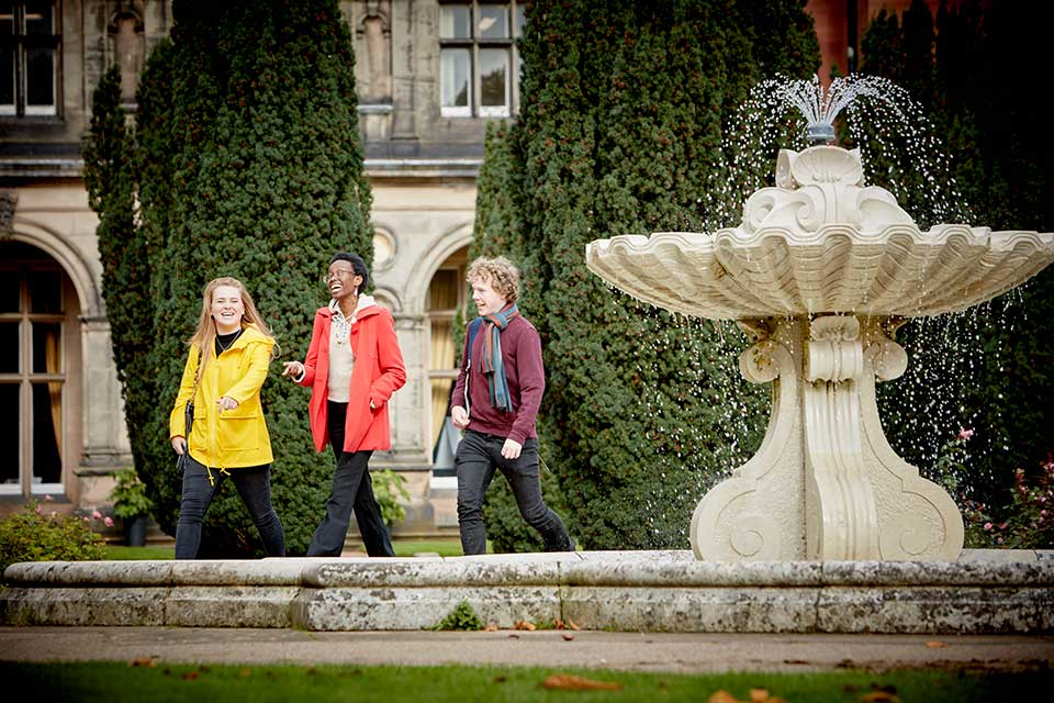 Keele ranked No.1 in England for Student Satisfaction