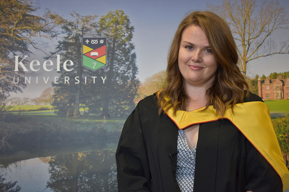 Keele University's Student of the Year 2019 announced