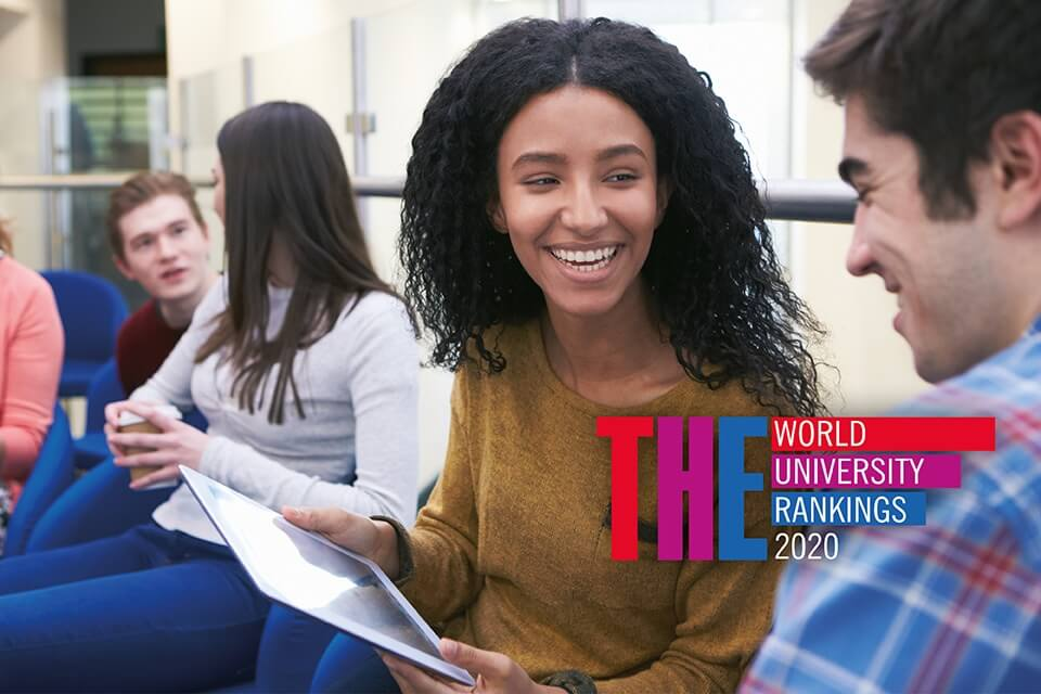 Psychology at Keele ranked in Global Top 175
