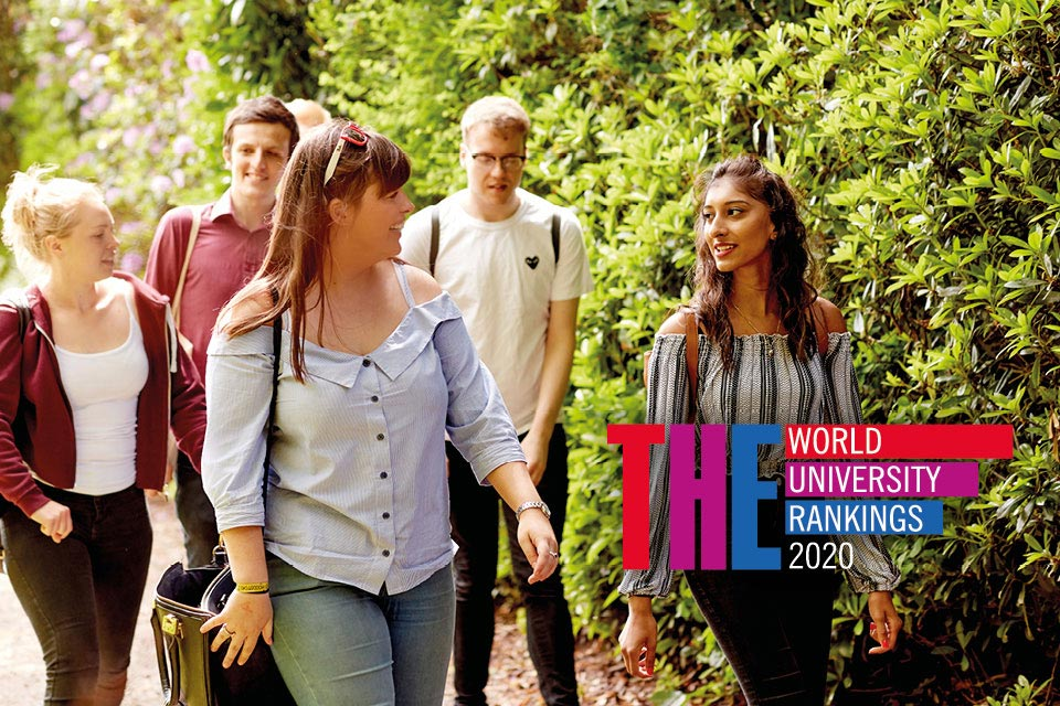 Keele social sciences and education subjects among Top 300 in world rankings