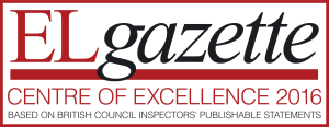 EL Gazette Centre of Excellence 2016