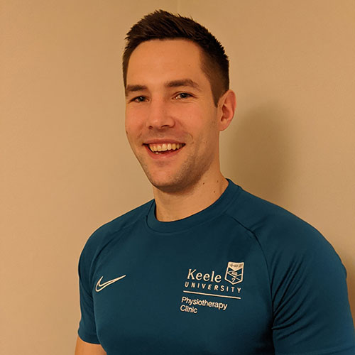 Fraser Philp, Lecturer and Programme Director for the BSc (Hons) Rehabilitation and Exercise Science