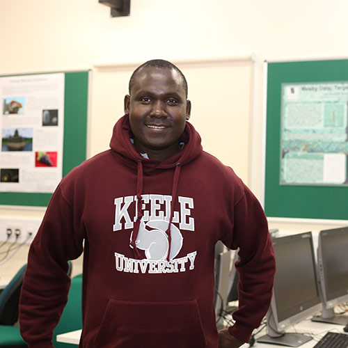 Joseph Otieno Oloo, PhD in Applied Mathematics