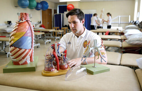 MSc Physiotherapy (Pre-registration)