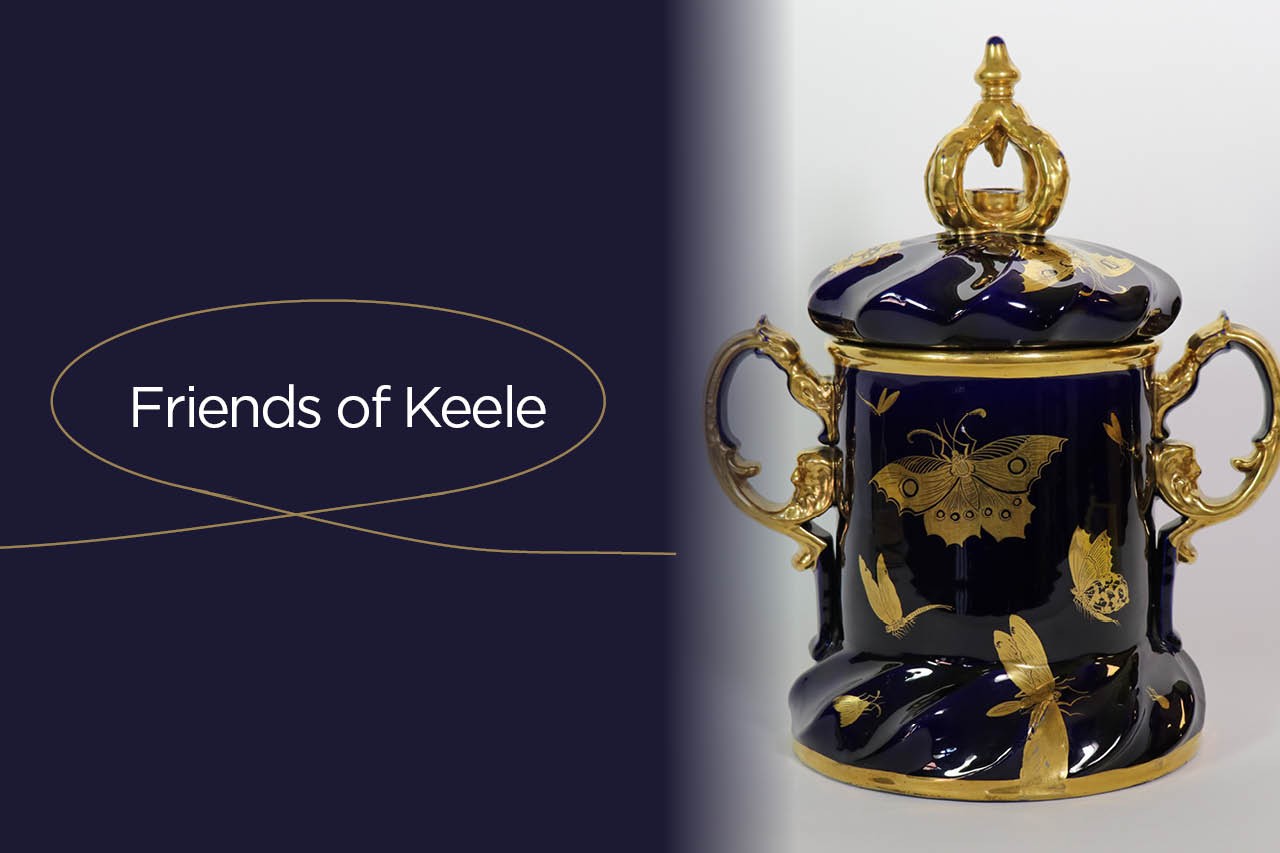 Keele Art and the Raven Mason Collection