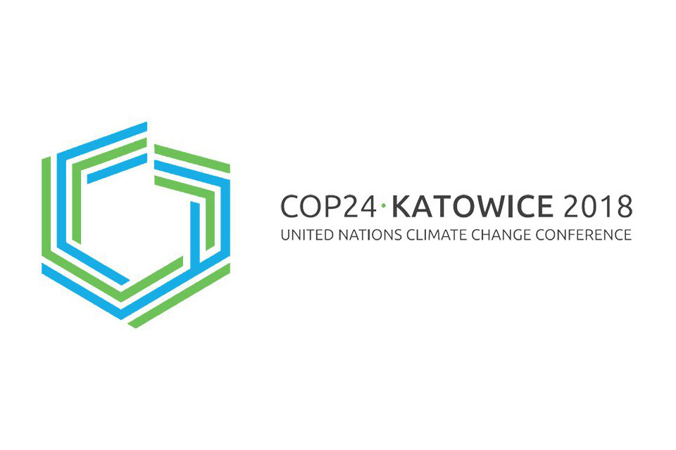 Keele's green energy 'HyDeploy' trial showcased at the United Nations COP24