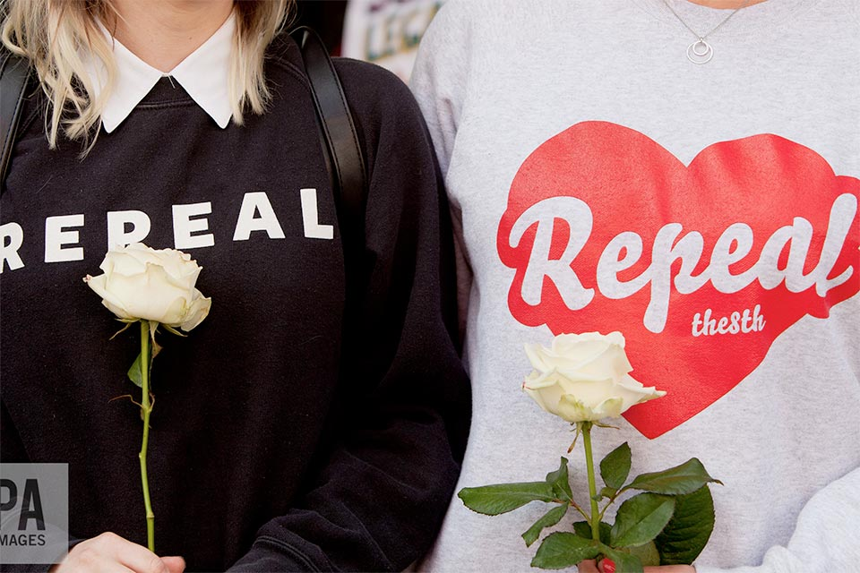 Ireland's abortion referendum: why it's morally right to repeal the 8th amendment