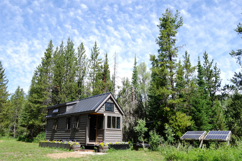 Is it possible to live off-grid?