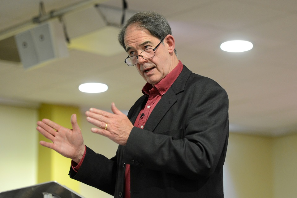 Keele Chancellor Sir Jonathon Porritt to give special lecture