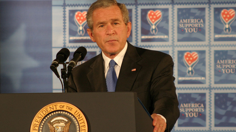 What George Bush and the neocons can teach us about fighting climate change