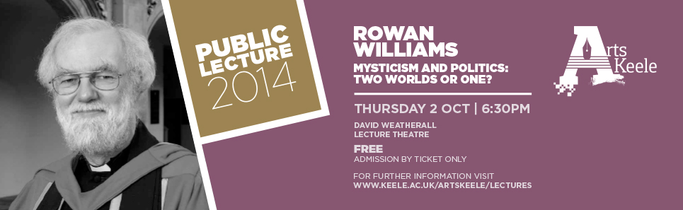 Rowan Williams lecture