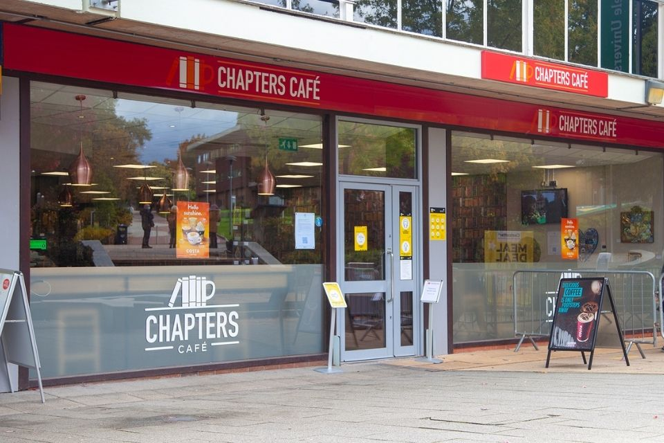 Chapters Cafe